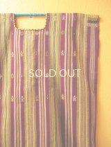 【SALE】40%off メキシコ手織りウィピルブラウス*パンテロー/ワインレッド*